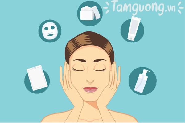 Hãy chăm sóc bản thân thật tốt để có làn da khỏe đẹp!