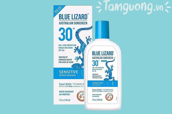 Kem chống nắng Blue Lizard có tốt không?