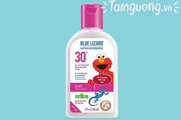 Kem chống nắng Blue Lizard Baby dành cho trẻ em