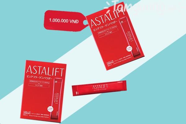 Collagen Astalift giá bao nhiêu?