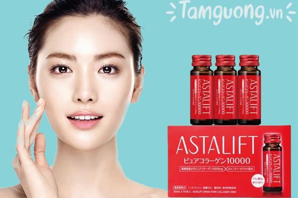 Công dụng của Collagen Astalift