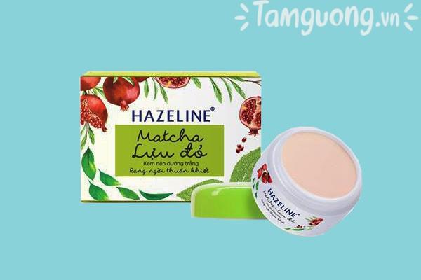 Kem dưỡng da Hazeline matcha lựu đỏ