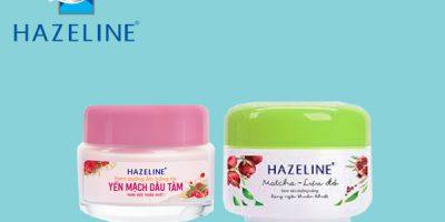 Kem dưỡng da Hazeline