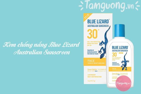 Kem chống nắng Blue Lizard for Face