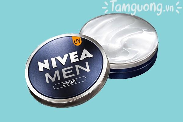 Kem dưỡng trắng da mặt Nivea Men Cream 3 in 1 dành cho nam