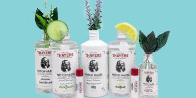 Hình ảnh nước hoa hồng Thayers