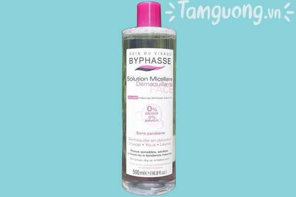 Nước tẩy trang Byphasse Solution Micellaire Face