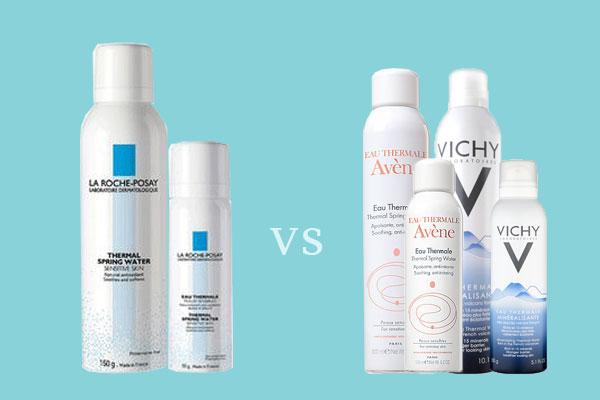 Xịt khoáng của La Roche-Posay liệu có tốt hơn so với các thương hiệu cùng mức giá như Avene, Vichy?