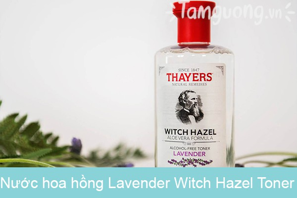 Thayers Lavender Witch Hazel Toner