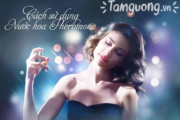 Cách dùng nước hoa có chứa Pheromone