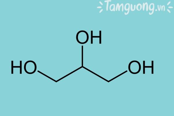 Glycerin trong kem chống nắng Klairs