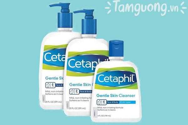 Hình ảnh sửa rửa mặt Cetaphill Gentle Skin Cleanser