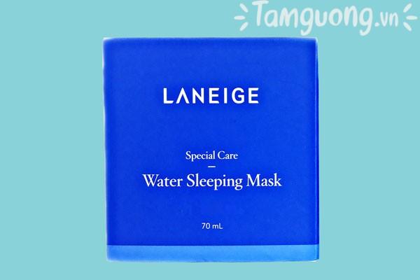 Cách phân biệt mặt nạ ngủ Laneige Water Sleeping Mask thật và giả