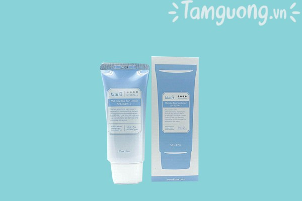 Kem chống nắng Klairs Mid-day blue sun lotion