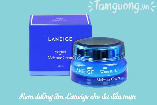 Kem dưỡng ẩm Laneige cho da dầu mụn