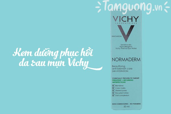 Kem dưỡng phục hồi da sau mụn Vichy Normaderm Tri-Activ Anti Imperfection Hydrating Care