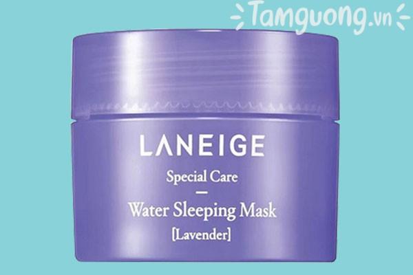Bộ mặt nạ ngủ dưỡng ẩm Laneige Water Sleeping Mask có dùng hàng ngày được không?