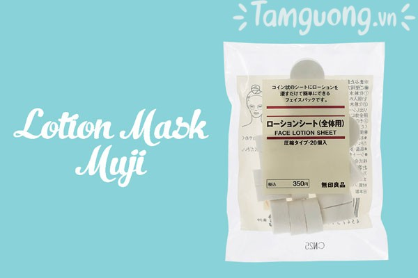 Lotion Mask Muji
