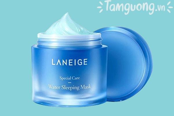 Cách sử dụng mặt nạ ngủ Laneige Water Sleeping Mask 100ml