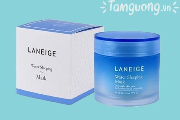 Công dụng của mặt nạ ngủ Laneige Water Sleeping Mask 15ml