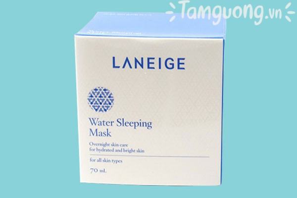 Review về mặt nạ ngủ Laneige Water Sleeping Mask