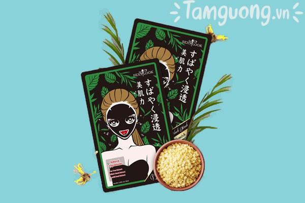 Minh họa: mặt nạ SexyLook tràm trà
