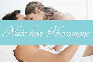 Nước hoa tình ái Pheromone