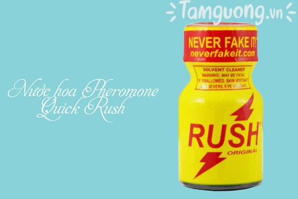Nước hoa chứa Pheromone: Quick Rush