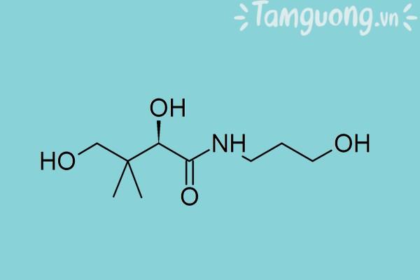 Panthenol trong kem chống nắng Klairs