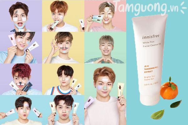 """Nhiều sao Hàn đã được """"chọn mặt gửi vàng"""" cho thương hiệu Innisfree"""