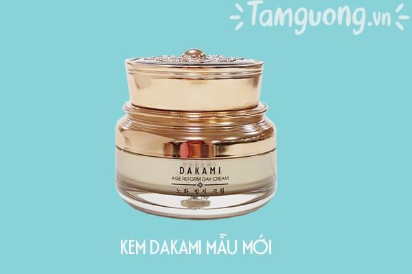 Kem Dakami mẫu mới