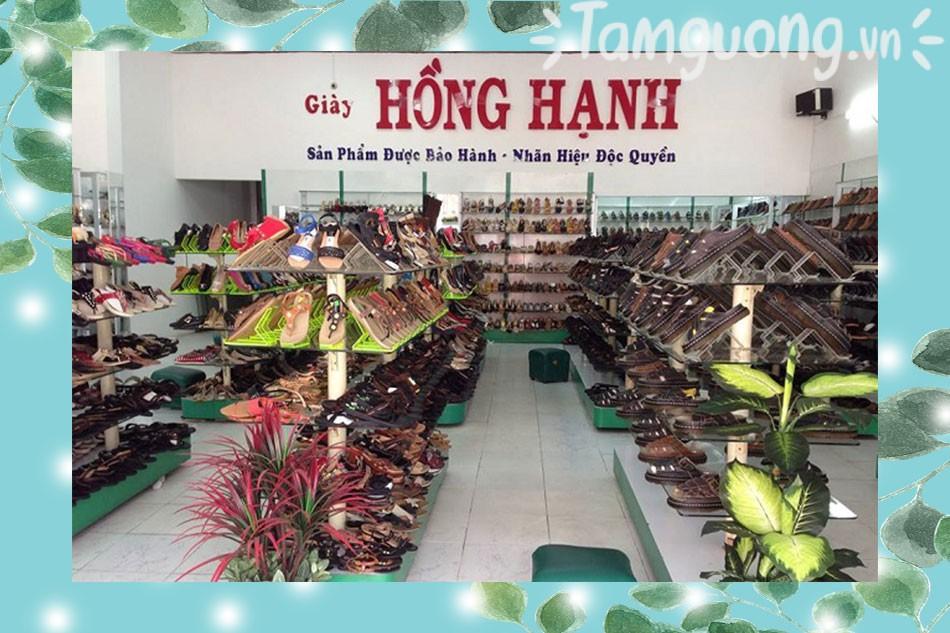Giày Hồng Thạnh là thương hiệu giày dép hàng đầu tại Việt Nam