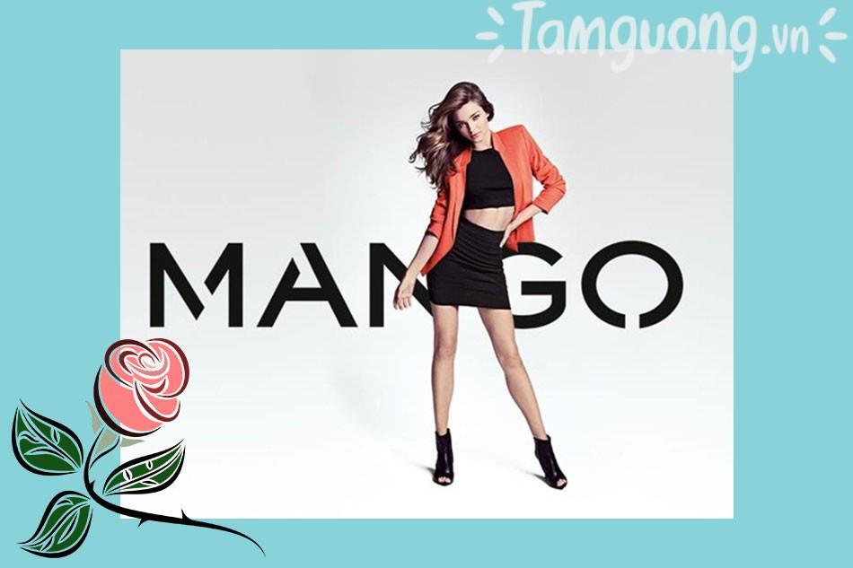 Hãng thời trang Mango