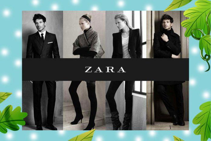 Hãng thời trang Zara