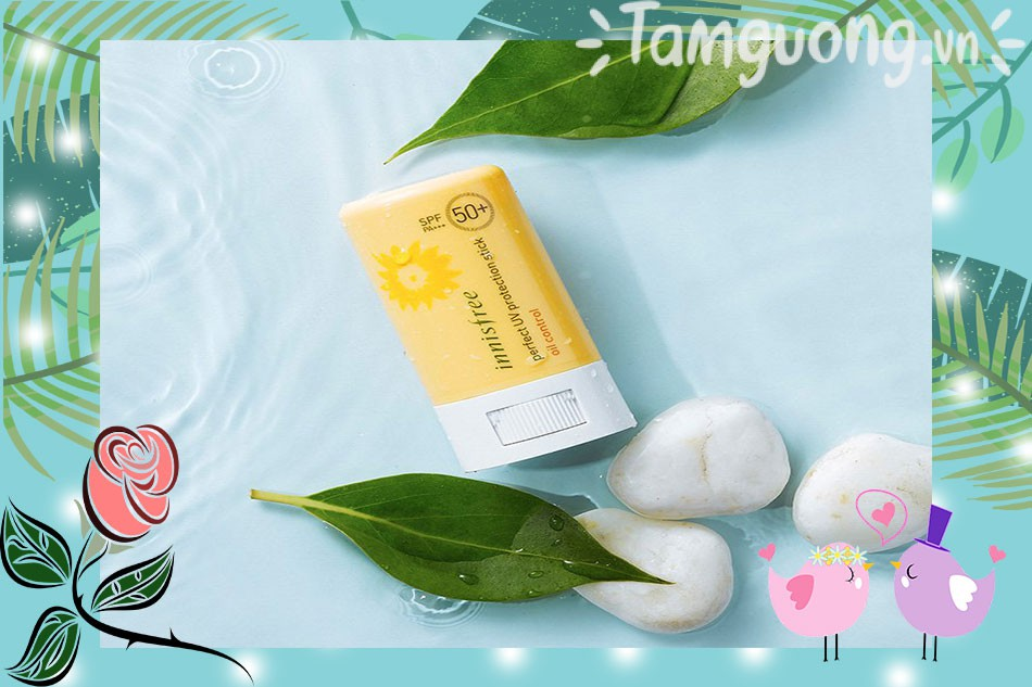 Kem chống nắng dạng thỏi Perfect UV Protection Stick Oil Control SPF50 PA++++ Innisfree 50ml
