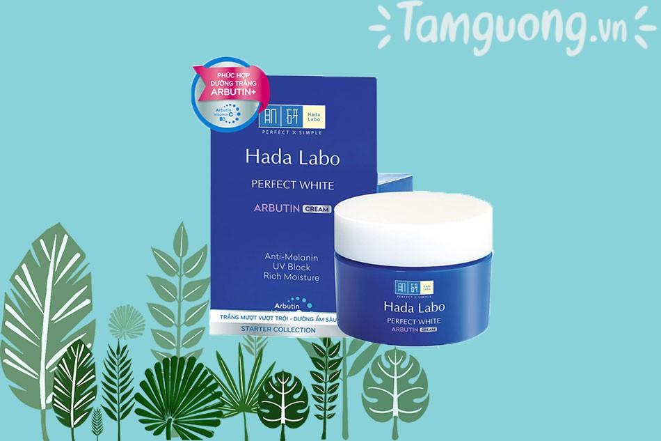 Kem dưỡng ẩm Hada Labo Perfect White Cream