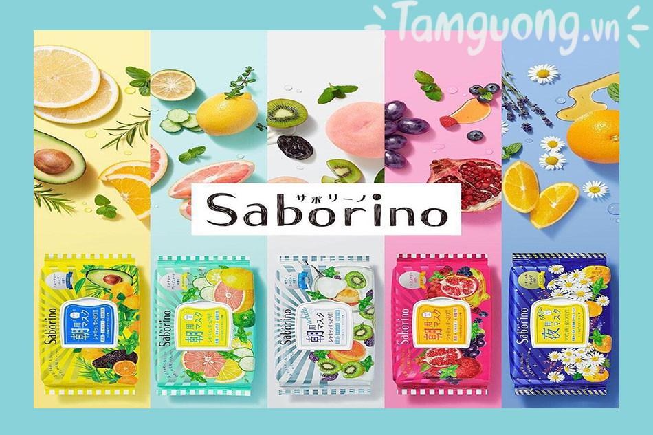 Mặt nạ Saborino