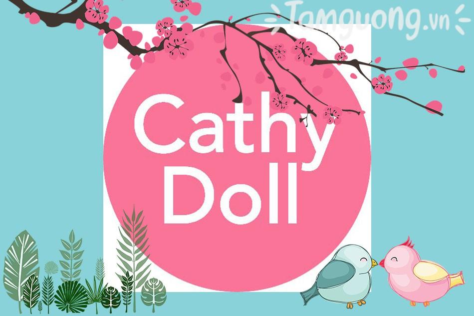 Thương hiệu Cathy Doll - chất lượng trong từng loại mỹ phẩm