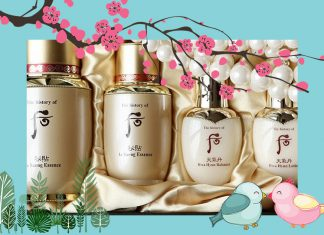 Mỹ phẩm The History of Whoo