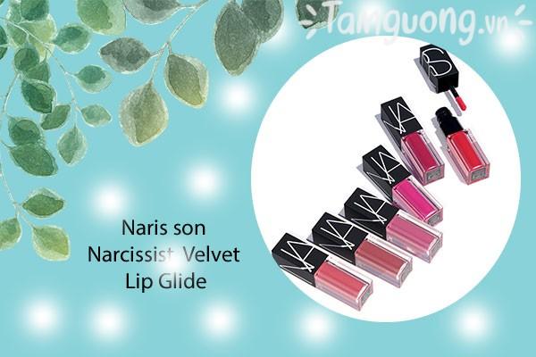 Naris son Narcissist Velvet Lip Glide
