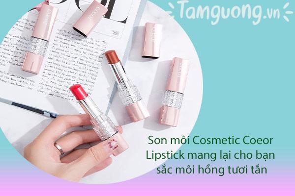 Naris son môi Cosmetic Coeor Lipstick
