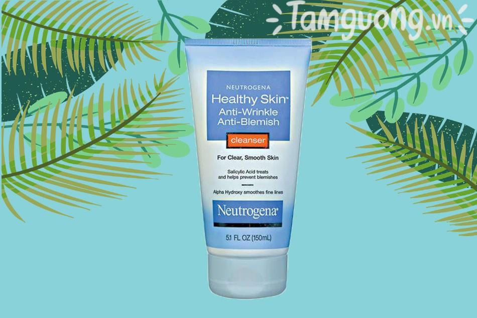 Neutrogena Healthy Skin Anti-Wrinkle Anti Blemish Cleanser
