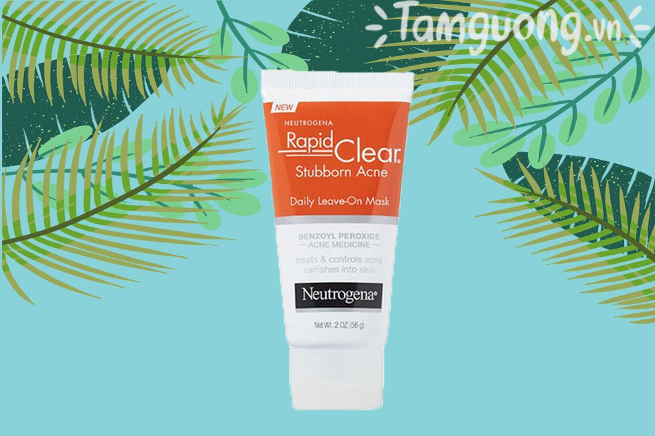 Neutrogena Romarin Skin Clearing Acne Wash