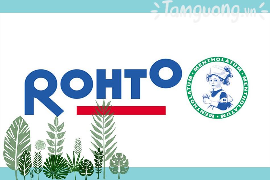 tập đoàn Rohto-Mentholatum của Nhật Bản