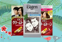 Thuốc nhuộm tóc Bigen