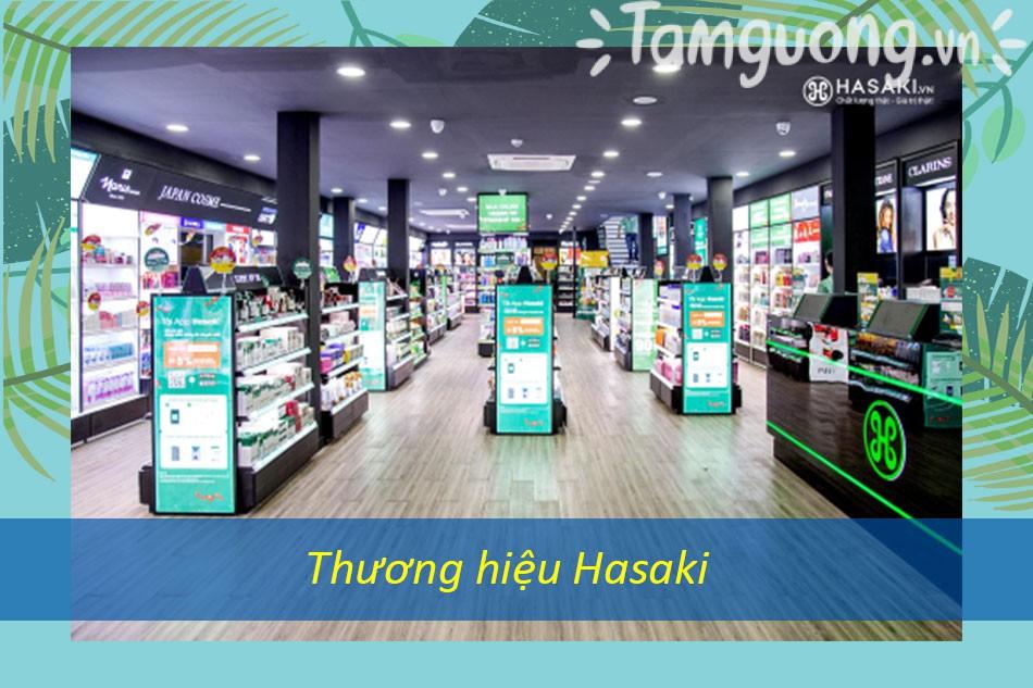 Thương hiệu Hasaki