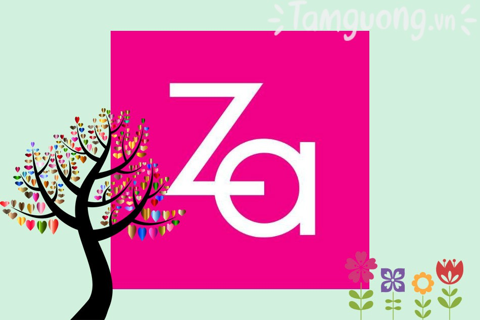 Thương hiệu Za