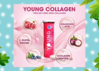 Viên uống Young Collagen