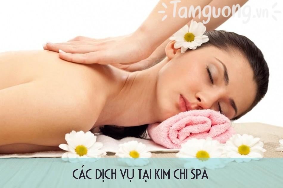 Các dịch vụ tại Kim Chi spa