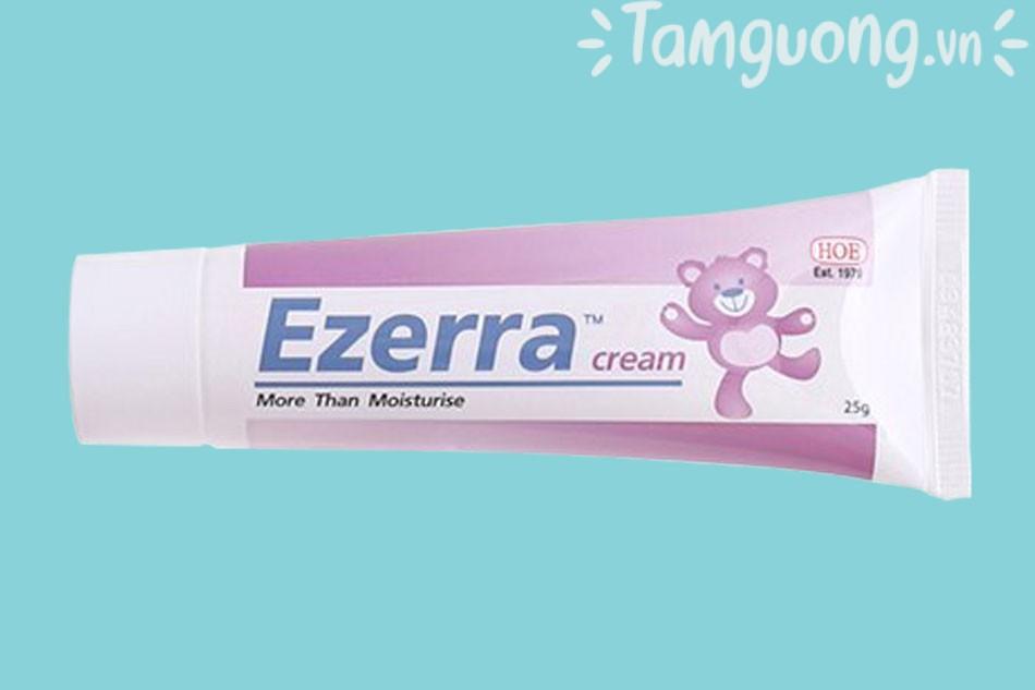 Cách dùng và liều dùng thuốc bôi Ezerra Cream